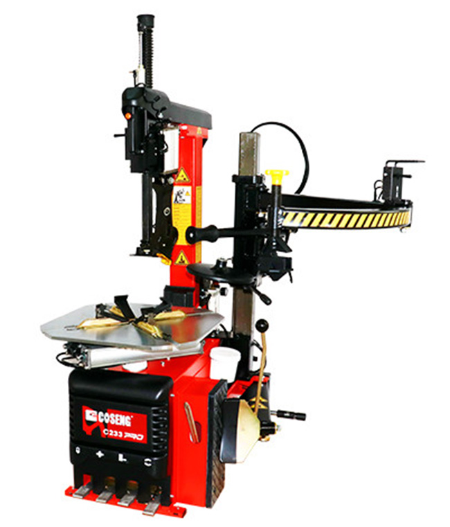 C233PRO Lever-Less Tire Changer