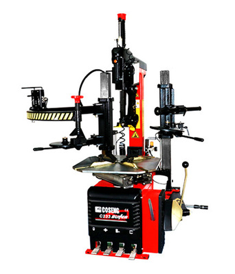 C233SUPER Lever-Less Tire Changer